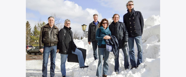Hexagon Ensemble 2014 Russia tour