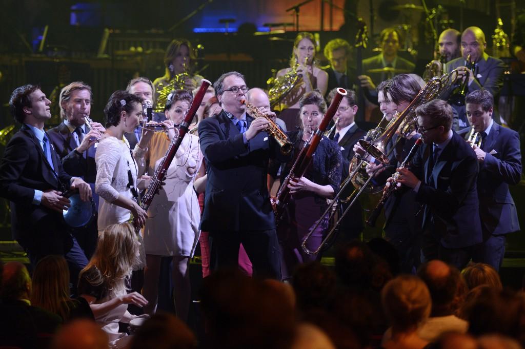 Nederlands Blazers Ensemble - foto Remke Spijkers