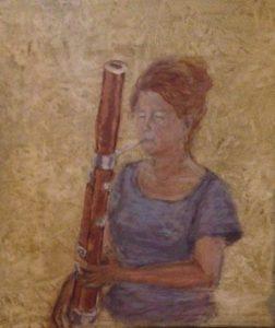 Schilderij van Gerry Hoogenberg